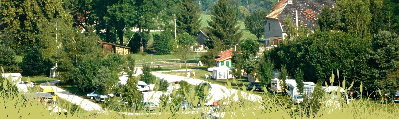 Le calme et la convivialité d'un camping familial